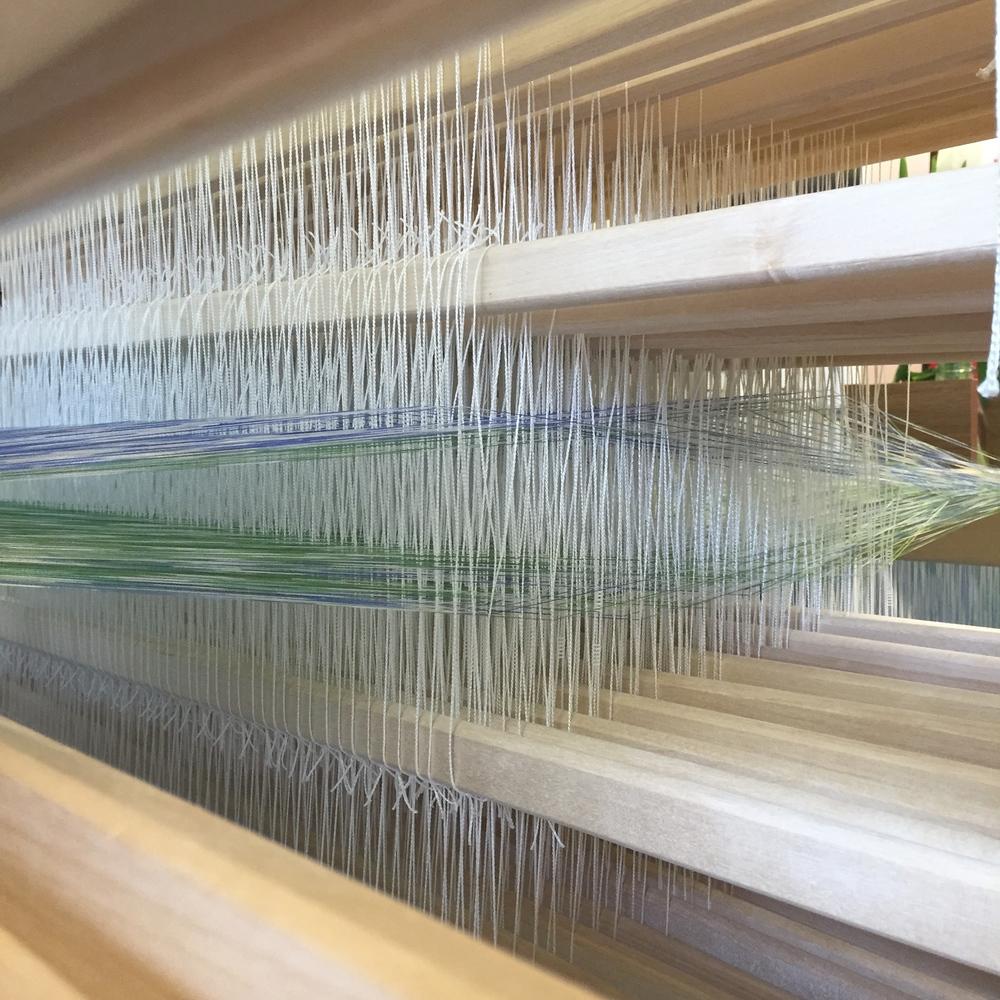 Loom, Sophie Manners textile design