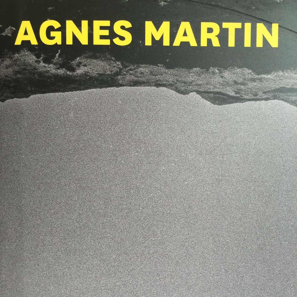 Agnes Martin... taking her place in the 'pantheon of Western abstraction'.