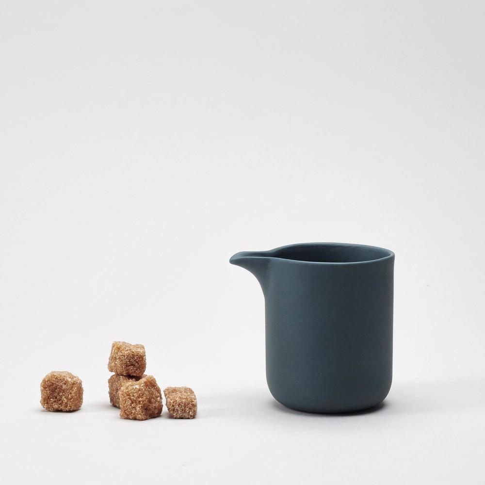 Milk & Sugar?  Sue Pryke Charcoal Grey Pourer, £25