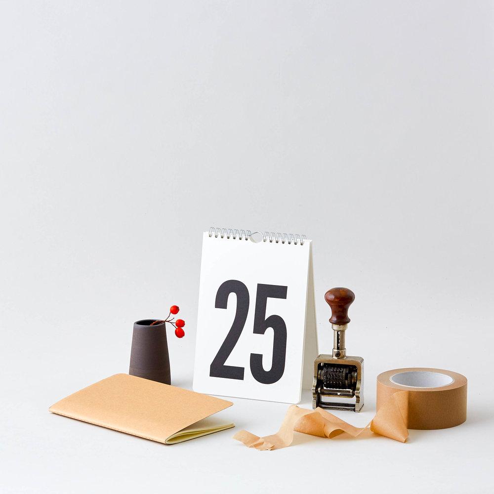 Date check;  Perpetual Calendar £25