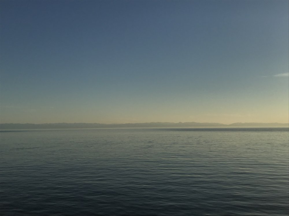 The frankly awesome Lake Baikal, the worlds largest fresh water lake.