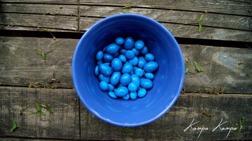 Blauwe m&ms Kampa Kampa.jpg