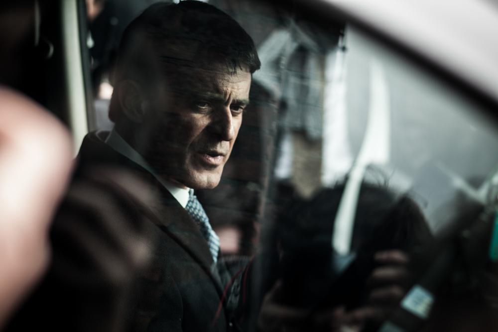 Reportage sur la venue de Manuel Valls, qui n'est encore que ministre de l'intérieur, en mars 2013. Le ministre vient à Tourcoing (59) pour promouvoir la collaboration avec son homologue belge dans la lutte contre la délinquance.