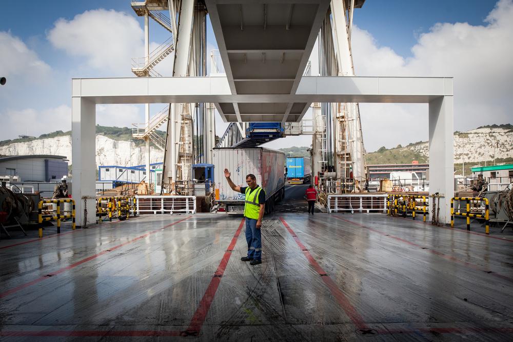 My Ferry Link est une SCOP ( Société coopérative et participative) créée en 2012, sur les cendres de SeaFrance. La compagnie s'est alors reconstruite en tentant de conserver les emplois. Reportage publié dansL'Humanité le 11 septembre 2014.