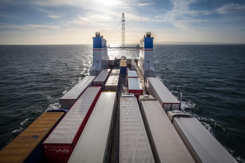 """Campagne de communication initiée par la SCOP """"My Ferry Link"""",pour la constitution d'unebanque d'images à destination de la presse, des partenaires, des fournisseursetc..."""