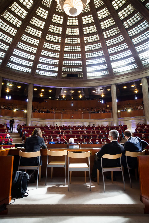 Etats Généraux de l'Europe, Paris, mai 2014. Mouvement Européen - France & Think Tank Europa Nova
