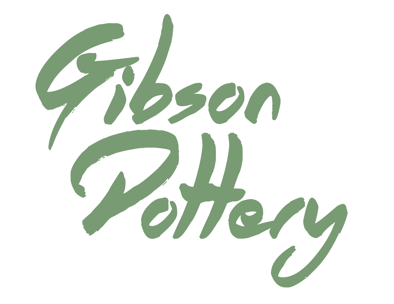 Gibson Pottery