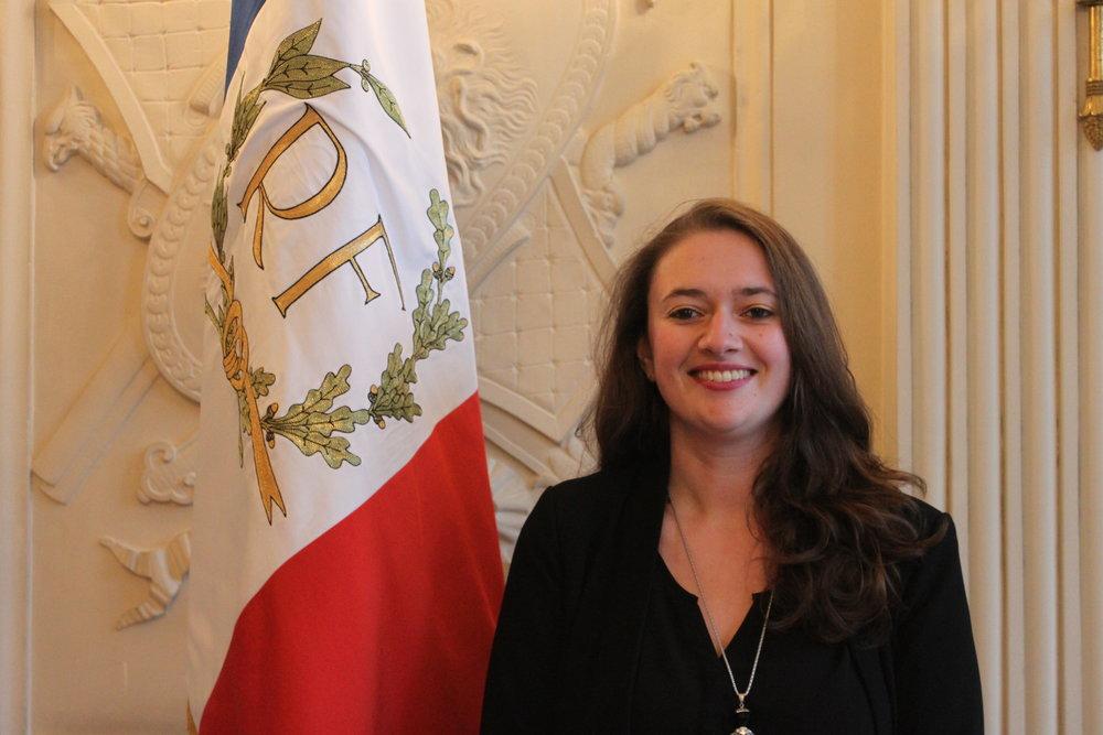 Marie-Eve Pichon - ENSAE