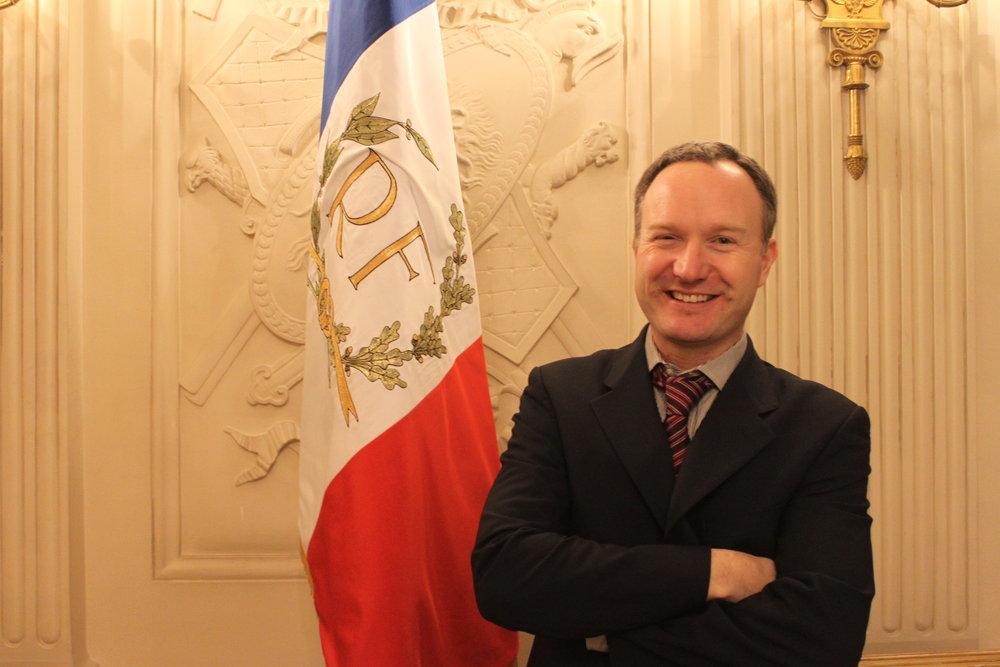 Philippe Persiaux - Paris V