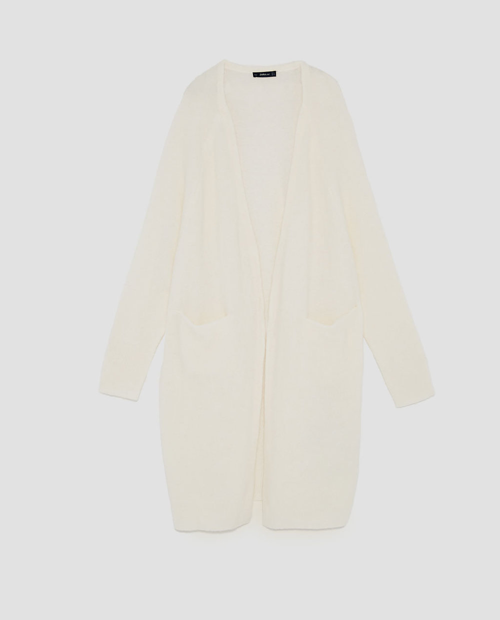 Zara Long Cardigan (click on image for link)
