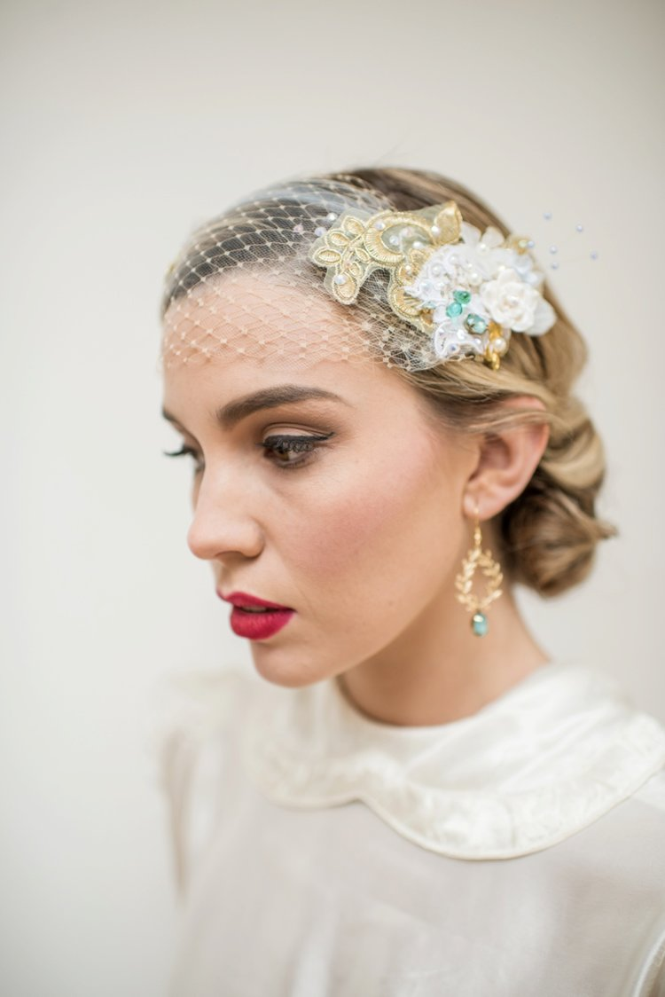 bespoke vintage castle wedding accessories, brides, pearl bouquets