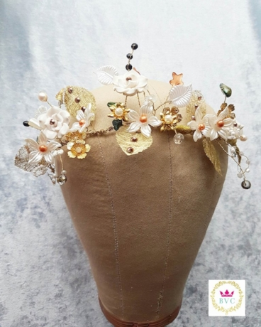 Ysabelle Statement Crown