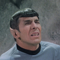 Emo Spock