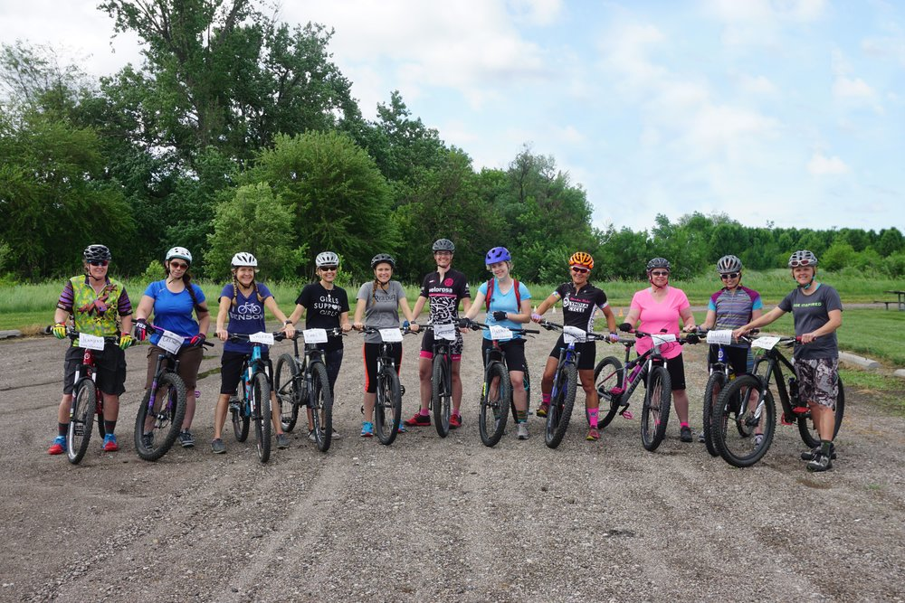 2018 Womens Ride Right Class