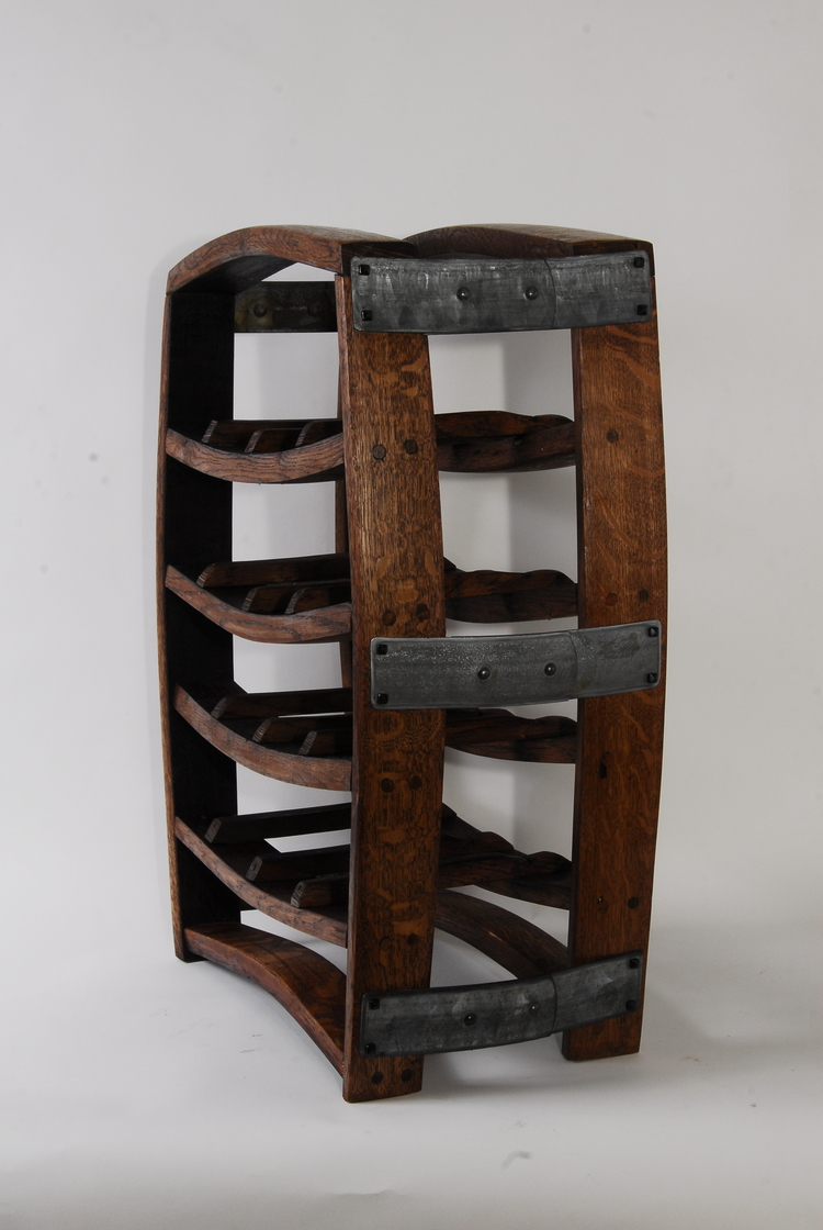 Reclaimed Wood Wine Cabinet Reclaimed Wine Barrel Stave Wine Rack Wood Barrel Co