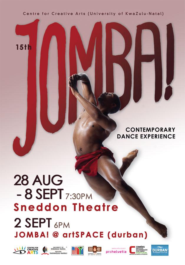 JOMBA Poster Design Steve Jones