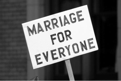 gay lesbian marriagefrom lgbtq