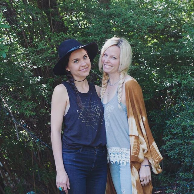 Did you know we make You.Are.Venus. magic across the country? Bethany resides in Richmond + Britt in Oklahoma City. ✨ We have made this beautiful partnership work living over a thousand miles away from each other through trust, honesty + authentically spoken words on a constant basis. ✨ WHAT DO WE DO when we aren't together at retreats? ✨ BETHANY is the mystical serum making, Virgo ruling, witchy woman behind @mavenmade.  Crafting apothecary products for simple, no strings attached, wellness, she takes her passion for organically driven, ethically sourced products + lets her intuition guide her effortlessly towards the plant spirits that will help heal our bodies. She is also a co-creator of women's workshops + moon gatherings in Richmond. Watch out Virginia souls for a 2018 retreat coming your way! ✨ BRITT is a firey Sag that creates new ideas, ventures + crazy ideas just about as much as she breathes. She holds space for workshops centered around the sacred feminine, plant medicine + mind/body balancing. Her passion is geared towards helping women return to their sensual, wild + passionate spirits that have been dormant far too long. Helping others find their voice through her photography, writing, intuitive gifts and creative influence - fans her flames. You can find Britt's creative services, one-on-one sessions + workshops: @venusrising_sacredfemininity