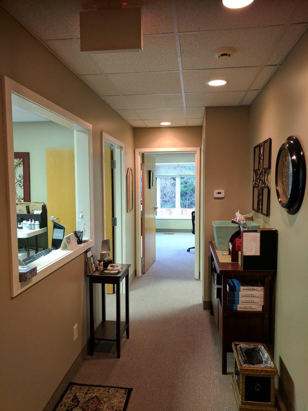 Our Hallway -