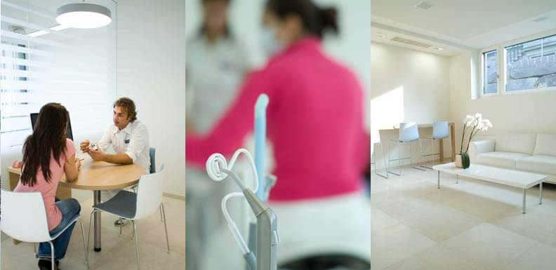 LAKESIDE ORTHDONTICS in Waedenswil near Zurich offers a friendly treatment of the patients