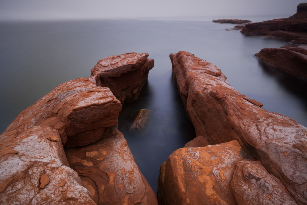 Landscape photo in the Magdalen Islands - Gros-Cap