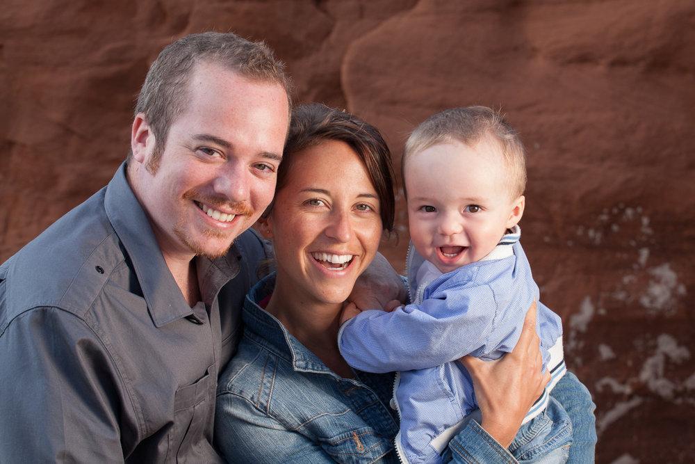 Une séance de portrait de famille à la Dune du Sud ou à la Pointe aux Loups -