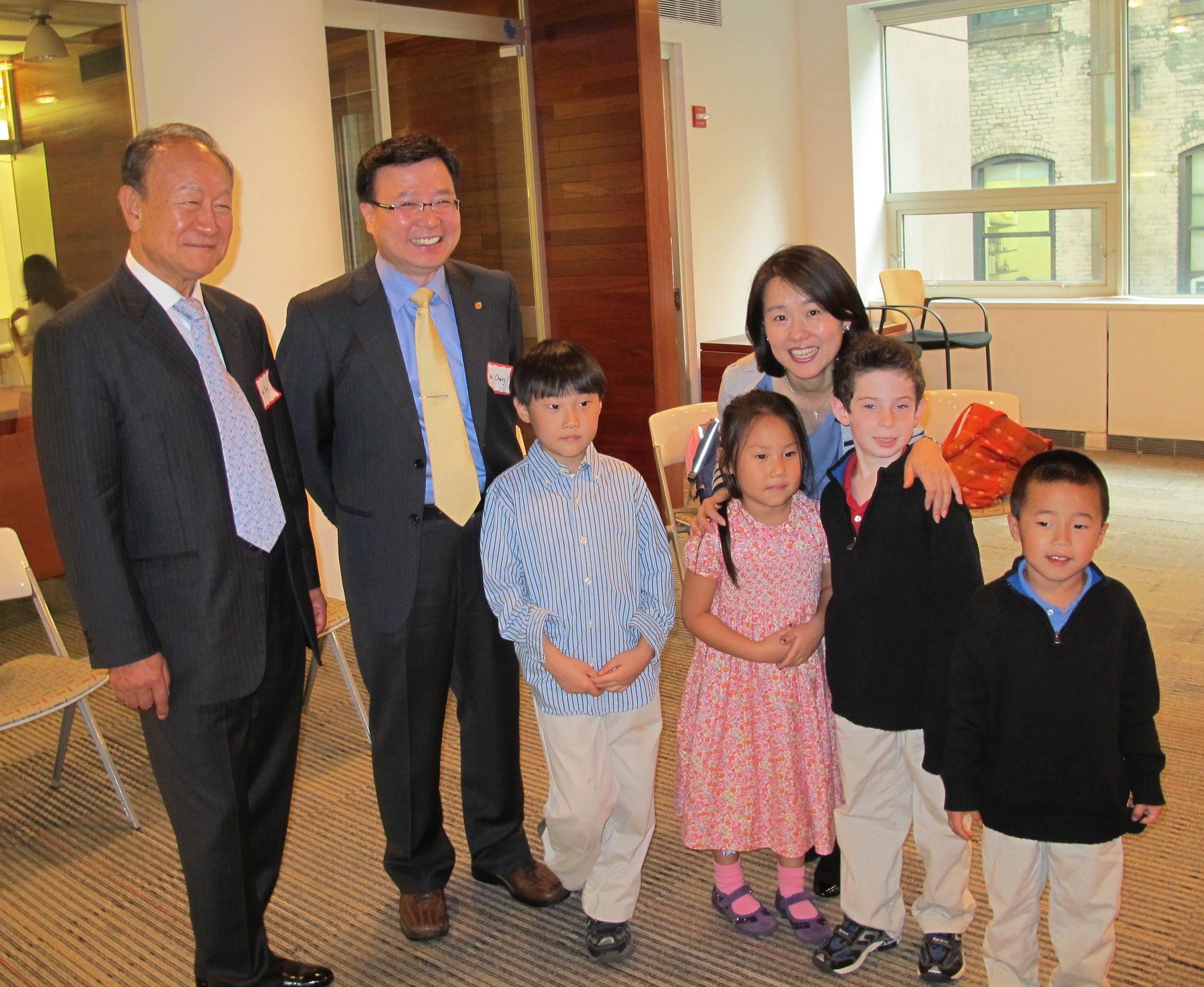 Korea Adoption Meeting