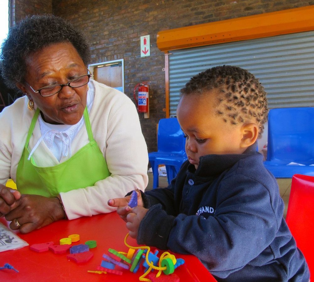South Africa Othandweni Granny Program