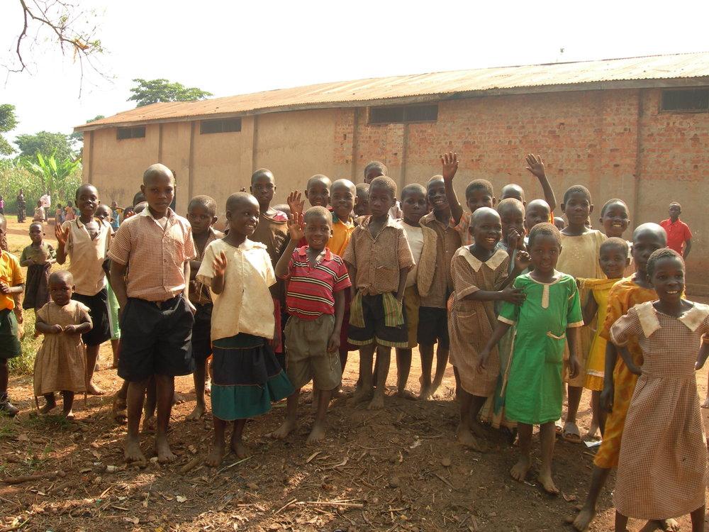 Uganda Orphans