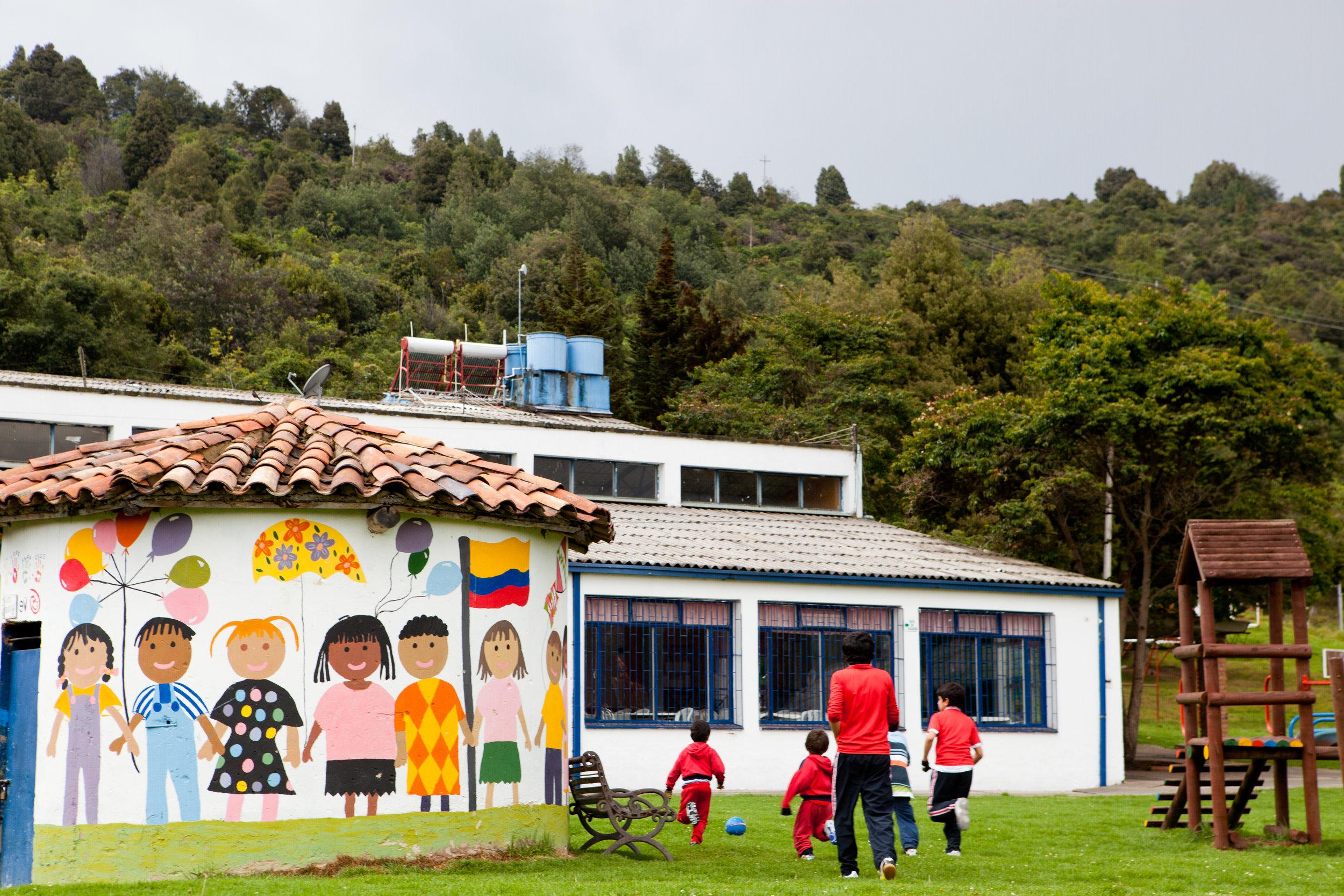 Colombia San Mauricio