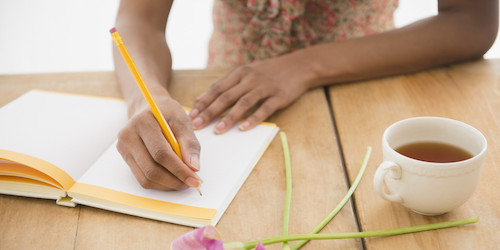 womanwritingletter