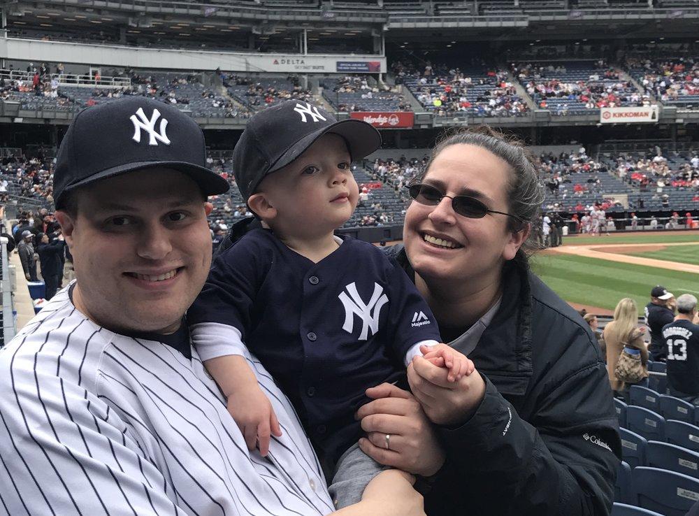 Mom Dad Michael Yankee Stadium.jpg