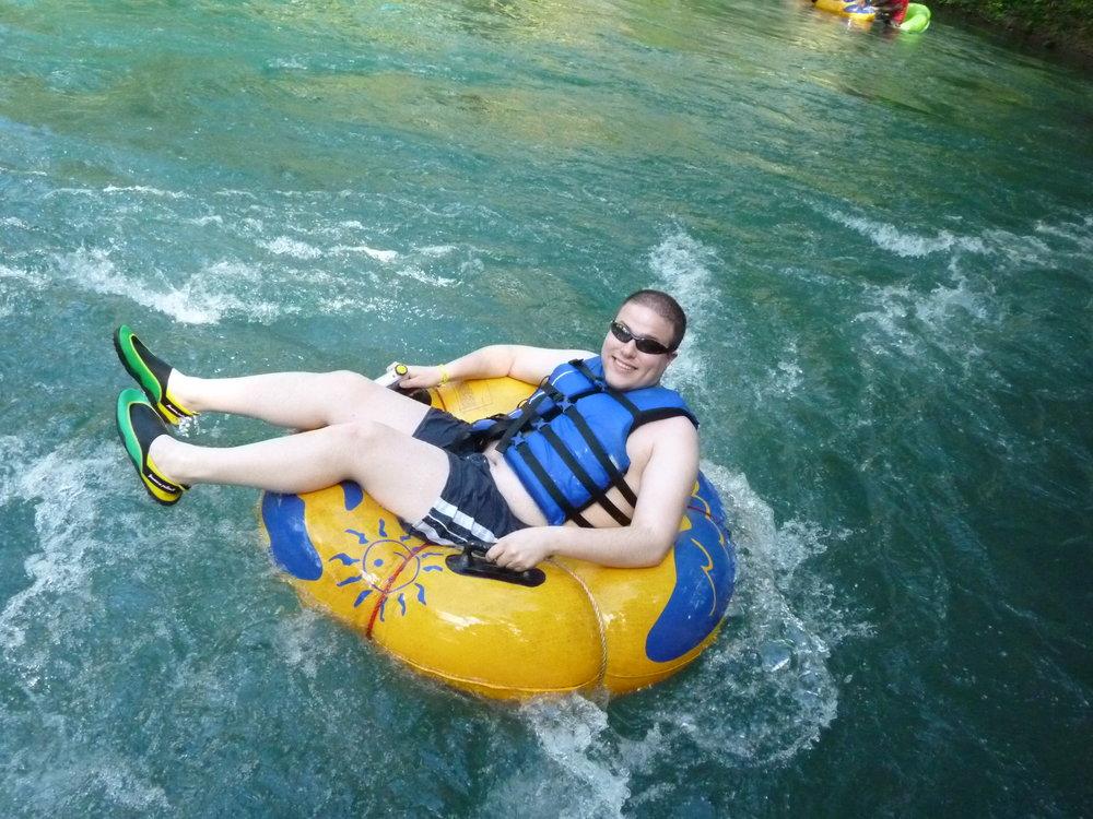 Steve tubing on Water.JPG