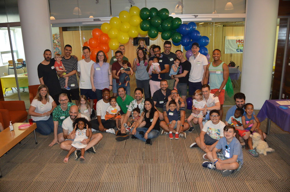 Spence-Chapin 2018 Pride Pep Rally - Saturday, June 3, 2018Spence-Chapin Offices