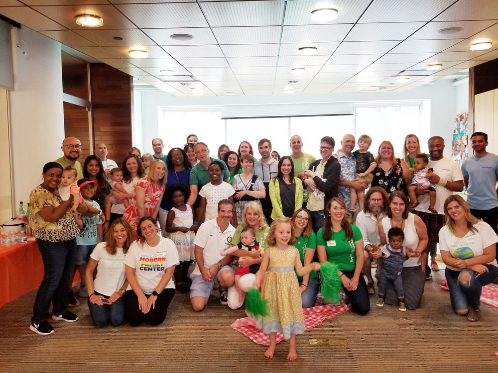 Spence-Chapin 2018 Global Family Day Pictures - Saturday, July 21, 2018Spence-Chapin Offices