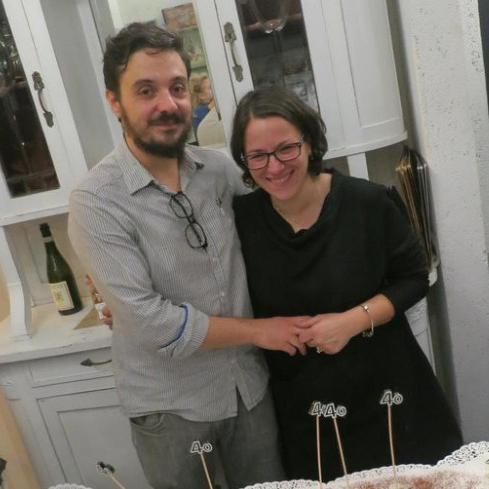 MARIA & MAURIZIO -