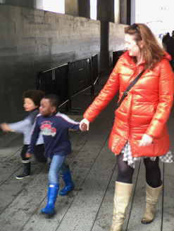 Walking the Highline