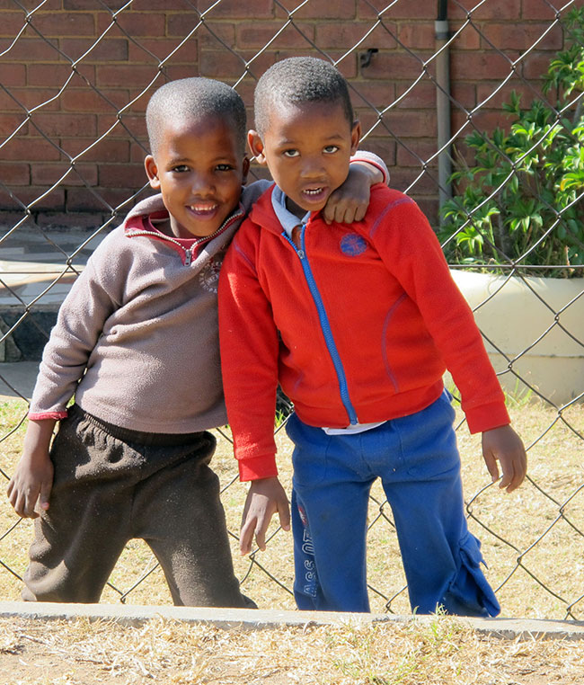 South Africa Adoption