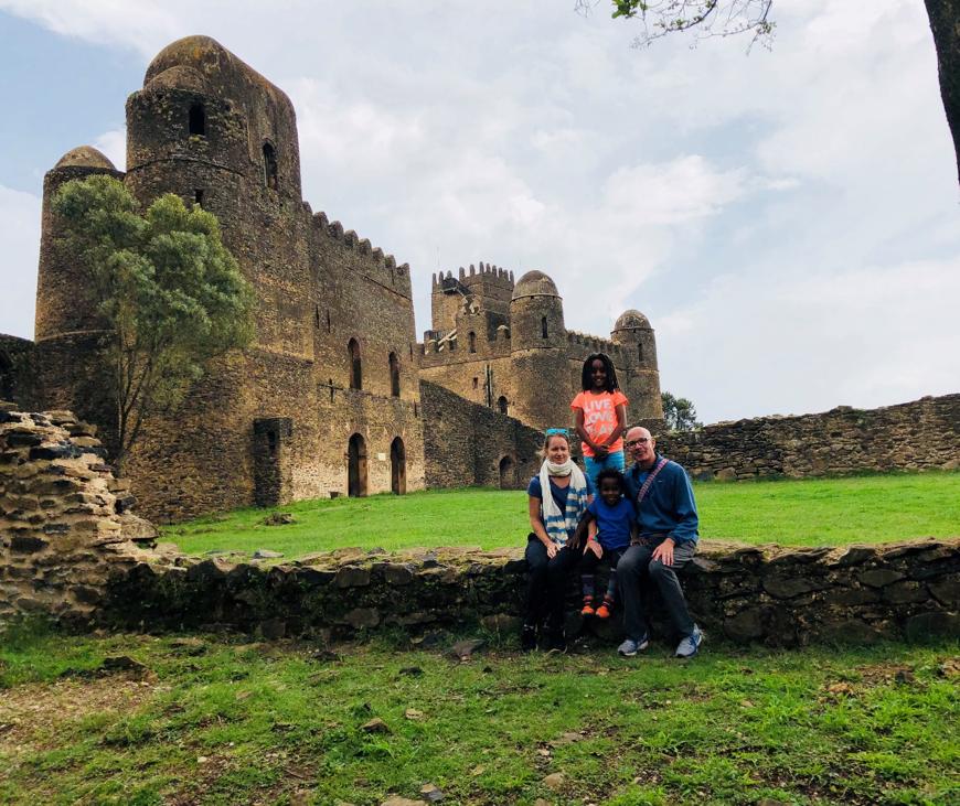 My Family's Birthland Trip to Ethiopia