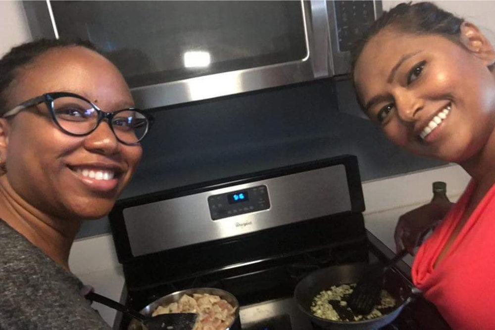 Cooking with Rabiya