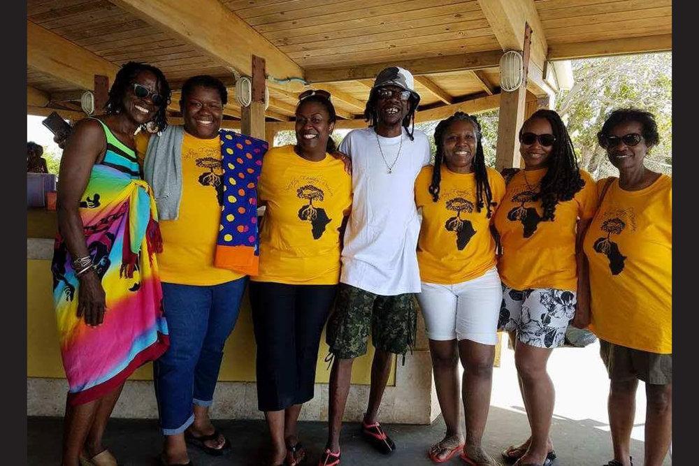 St. Croix Family Reunion