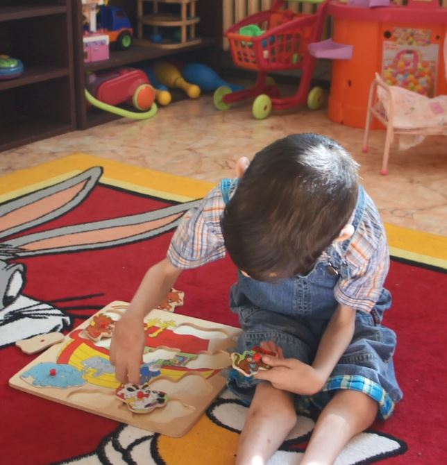 Spence-Chapin takes the privacy rights of the children whom we are seeking to place very seriously. We don't publicly use a child's photo unless we have permission from their guardian. Pictures and video of Smail can be viewed on our password protected page. Contact our team for passwords. These images may not be released, copied or distributed in any form. Impermissible disclosure of the images may result in legal action.