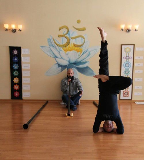 Perfect Balance Yoga and Massage  Billings MT - October 24, 2015