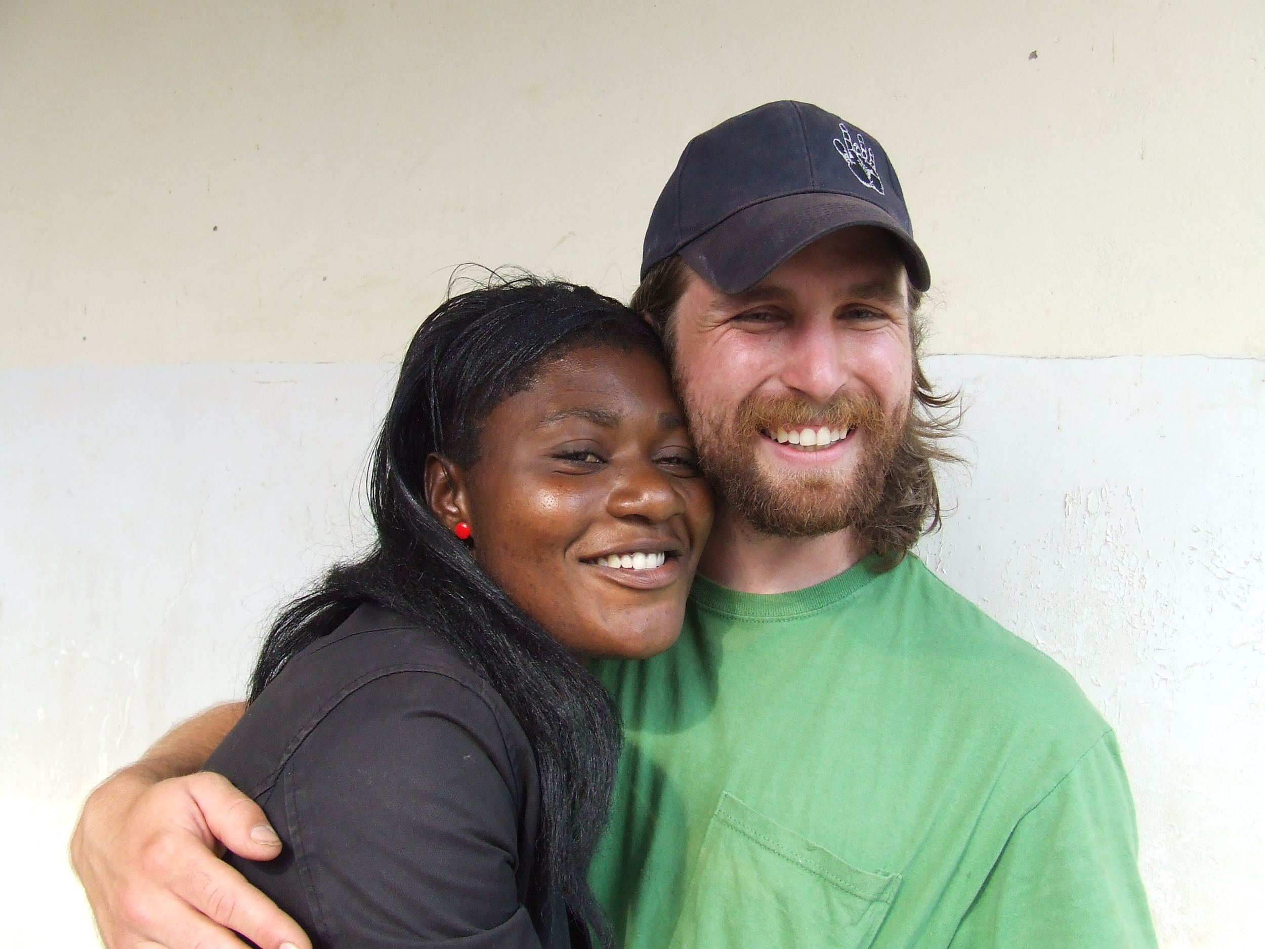 Stephanie's cousin Kevin meets Sharon, the student his family sponsored through high school and college!