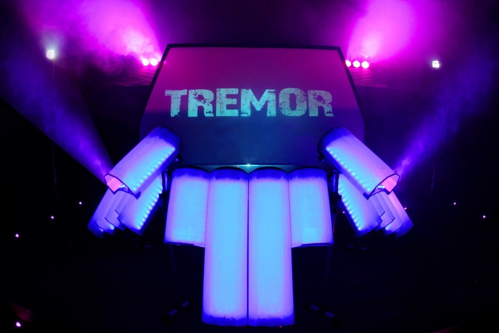 This is called the Tremor!