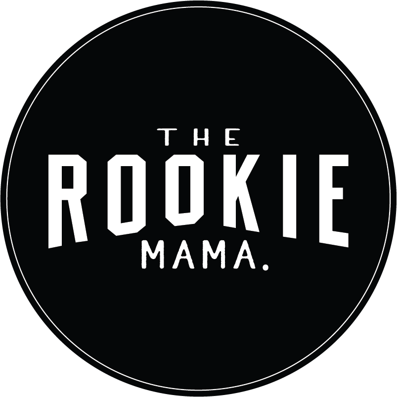 The Rookie Mama Circle Black.png