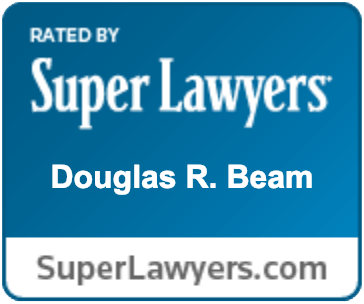 Rated by SuperLawyers.com - Douglas R. Beam