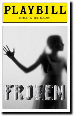 Playbill for Frozen.jpg