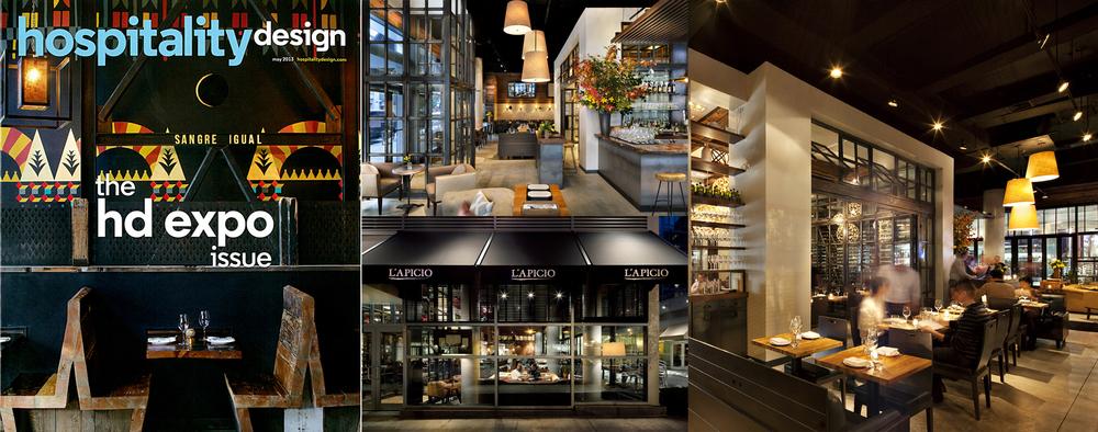 Hospitality Design - May 2013