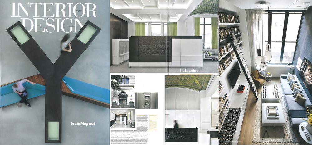 Interior Design - November 2013